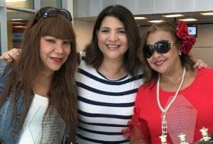 Jackeline Estévez y Vickiana escogidas campaña en Bonaire