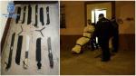 ESPAÑA: Pandillero once machetes implicado en asesinato dominicano