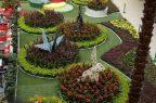 El Jardín de Mamá de Agora Mall: flores, plantas y arte