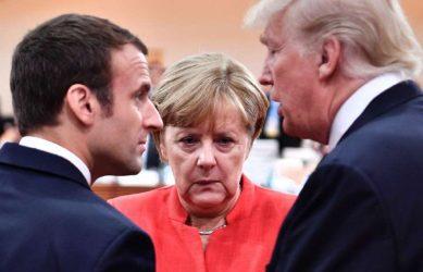 Los países europeos se plantean emanciparse de Estados Unidos