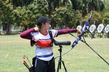 Arquera Anny Jerez a clasificatorio Juegos Olímpicos de la Juventud