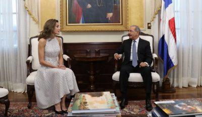 La R.Dominicana agradece a Reina solidaridad de cooperación española