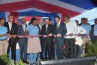 TAMAYO: Medina entrega centro educativo para 280 estudiantes