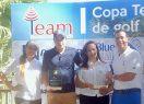 Los Domingo Bermúdez ganan laCopa TEAM de Golf 2018