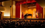 Aisha Syed ofrece concierto en España a favor Cruz Roja