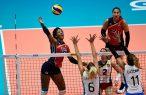 RD consigue primer triunfoen Liga de Naciones Voleibol
