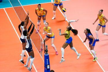 Brasil dispone 3-0sobre Dominicana en Liga de Naciones
