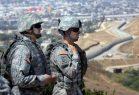 EEUU: Confirman despliegue de 2.400 soldados en la frontera con México