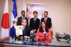 Ministerio de la Juventud y Gobierno del Japón ofrecen becas a jóvenes dominicanos