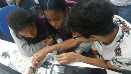 Estudiantes dominicanas y su experiencia de vida en Brasil