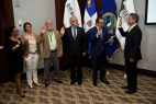 Juramentan nuevo presidente de FEDECATUR