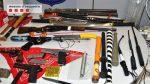 MADRID: Arrestan tres Dominican Don't Play con machetes y navajas