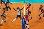 China vence a Dominicana en Liga Naciones Voleibol