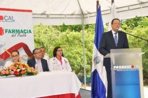 PROMESE/CAL inaugura dos Farmacias del Pueblo, inversión supera tres millones de pesos