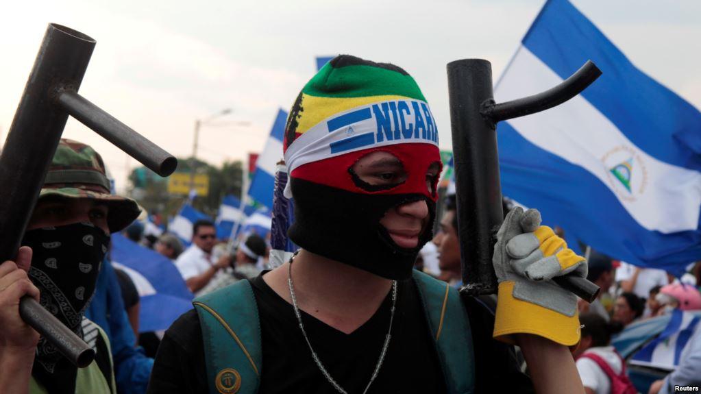 Un muerto y 11 heridos en una universidad — Violencia en Nicaragua