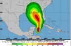La tormenta Alberto permanece en el Caribe; dejará lluvias en tres países