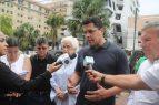 Con ayuda de técnicos de Ecuador, inician limpieza de Santo Domingo