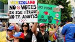Estrategia oposición venezolana tras la reelección de Maduro