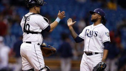 Rays de Tampa intercambian a Alex Colome con Marineros