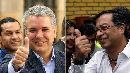 COLOMBIA: Iván Duque y Gustavo Petro disputarán la Presidencia
