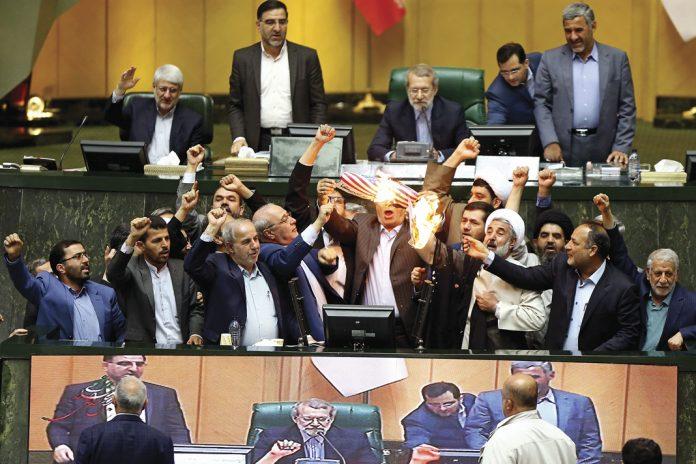 Irán reta a EE.UU.: lanza aumento del presupuesto para programa misiles