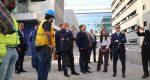 Tras inauguración del Teleférico, Danilo visita Ciudad Sanitaria