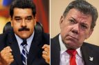 "VENEZUELA: Nicolás Maduro llama ""imbécil"" a Juan Manuel Santos"