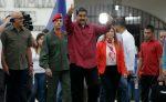 VENEZUELA:  Maduro es proclamado presidente reelegido hasta el 2025