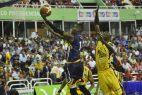 Mauricio Báez vence Rafael Barias en inicio final basket del DN