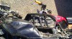 Muere haitiano en accidente de motos en Puerto Plata