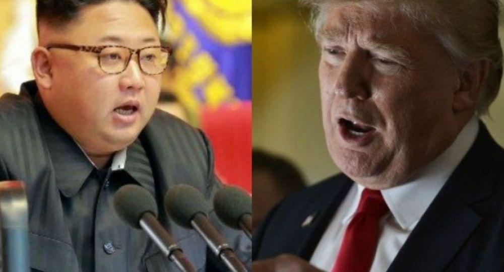 Corea del Norte podría anular la cumbre Kim-Trump por ejercicios militares