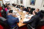 Comisión Especial diputados conoció reformas del Senado a Ley Partidos