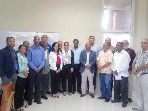 BARAHONA: Inician trabajos Plan Regional de Ordenamiento Territorial