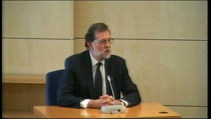 ESPAÑA: El Partido Popular condenado por corrupción