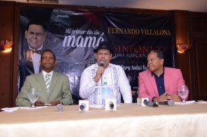 Fernando Villalona Sinfónico en el Gran Teatro del Cibao