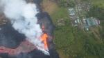 HAWAI: Los ríos de lava del Kilauea amenazan una central geotérmica