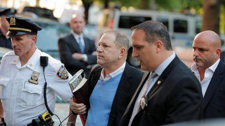 EEUU: Weinstein acusado formalmente por violación y agresión sexual
