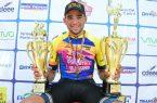 Junior Marte se convierte en rey del Grand Prix Ciclismo