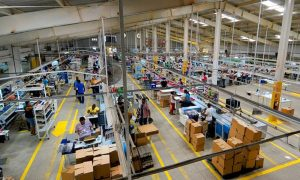 Exportaciones de zonas francas dominicanas aumentaron un 11,1 %