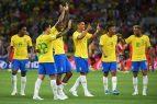 Brasil derrota Serbia y es líder grupo Mundial de Fútbol