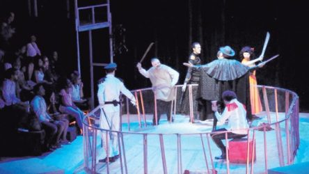 Cultura convoca para el X Festival Internacional Teatro