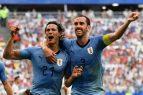 Uruguay vence a Rusia y avanza octavos final en Mundial de Fútbol