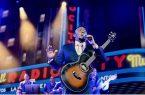 Anthony Santos triunfa en el Radio City Music Hall