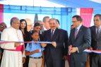 PUERTO PLATA: Presidente entrega escuela primaria y dos estancias infantiles