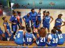 Selección femenina basquet debuta contra Surinam