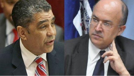 Espaillat apoya sanciones de EE.UU; Domínguez Brito pide PLD suspenda