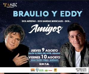 Braulio y Eddy