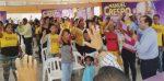 Manuel Crespo juramenta su equipo de campaña en Baní