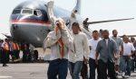 Llegan a República Dominicana otros 82 deportados desde EE.UU