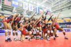 Dominicanas listas para repetir título NORCECA